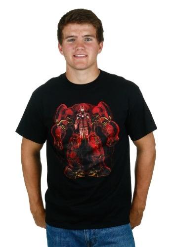 Avengers Machine Within Black T-Shirt