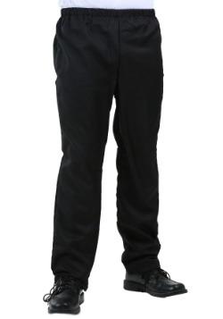 Men's Plain Black Pants