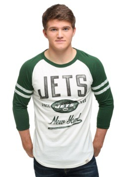 Men's New York Jets All American Raglan Shirt