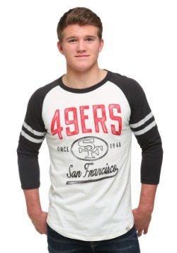 San Francisco 49ers All American Raglan