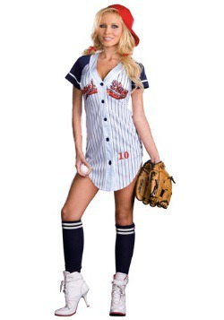 Women's Sexy Grand Slam Costume
