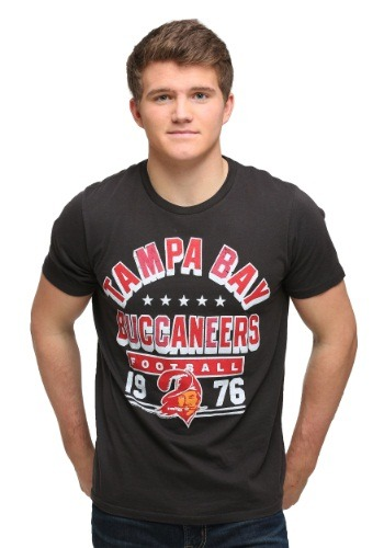 Men's Tampa Bay Buccaneers Kickoff Crew T-Shirt