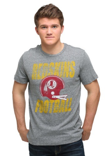 Washington Redskins Touchdown Tri-Blend Men's T-Shirt