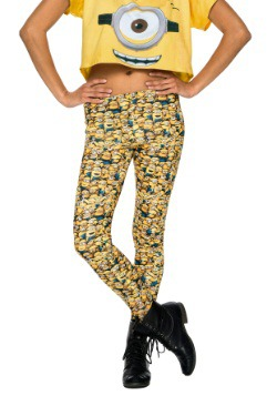 Womens Minion Leggings