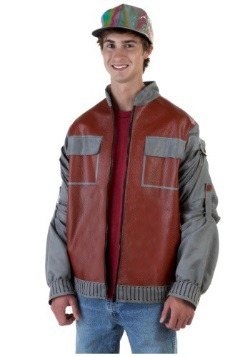 Plus Back to The Future Marty McFly Jacket1