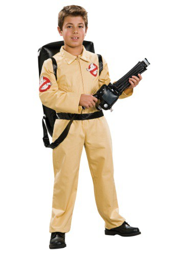 Deluxe Ghostbusters Boys Costume
