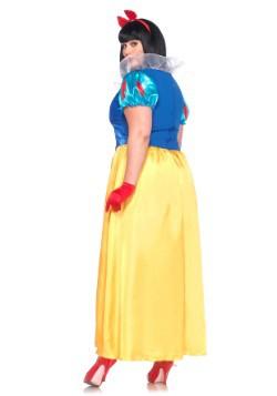 Plus Size Classic Snow White Costume-alt1
