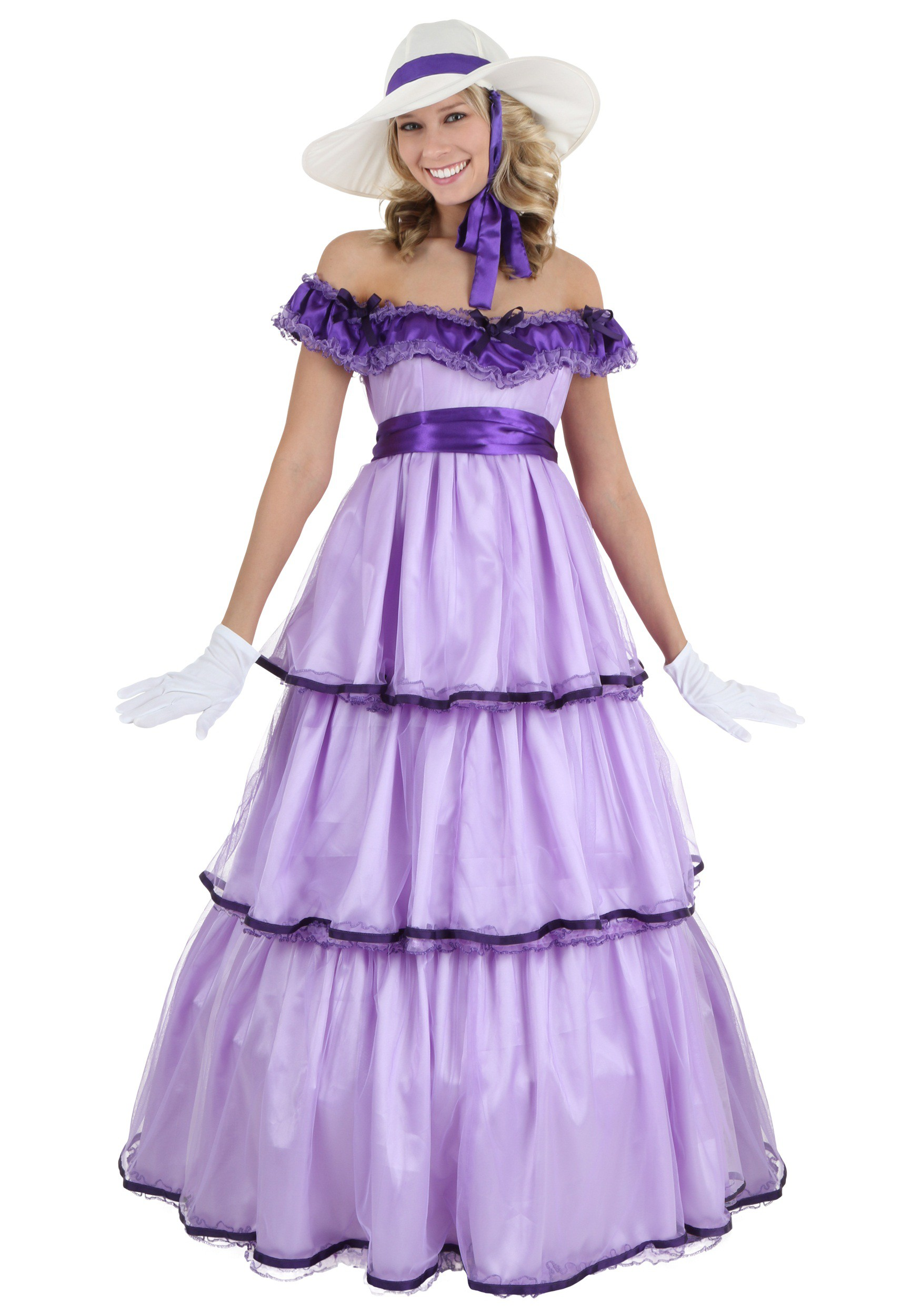 25c35c079c4 Deluxe Southern Belle Womens Costume