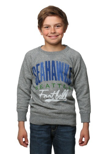 Kids Seattle Seahawks Formation Fleece Sweatshirt