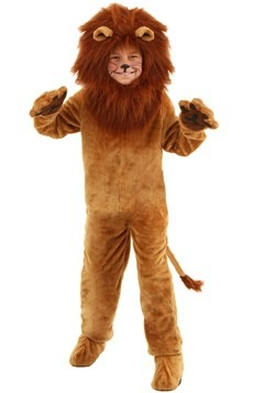 Deluxe Lion Kids Costume Update