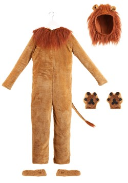 Adult Deluxe Lion Costume Alt 2