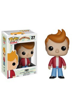 POP! Futurama Fry Vinyl Figure