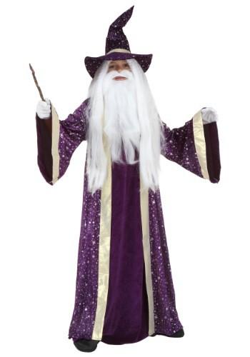 Child Wizard Costume