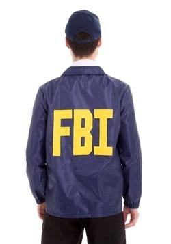 Adult FBI Costume Alt 1