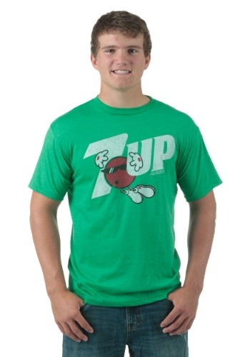 7-Up Logo Mens T-Shirt