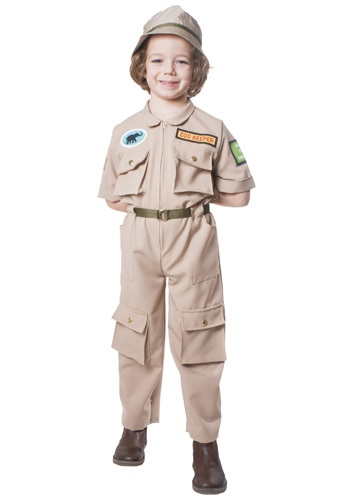 Zoo Keeper Costume For kids