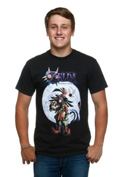 Legend Of Zelda Majora's Mask Moon Kid Men's T-Shirt