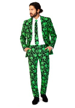 OppoSuits Cannaboss Suit for Men