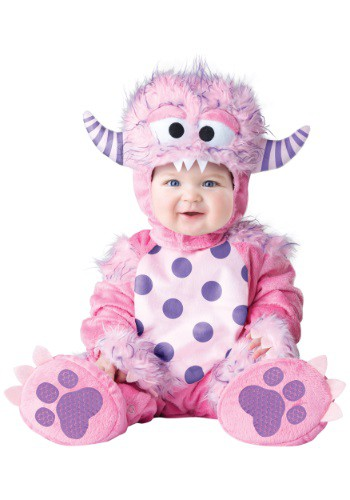 Baby/Toddler Lil Pink Monster Costume