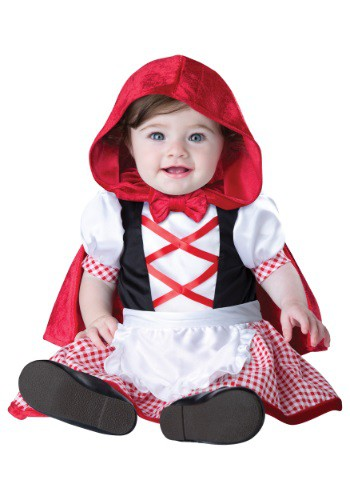 Infant Little Red Riding Hood Costume