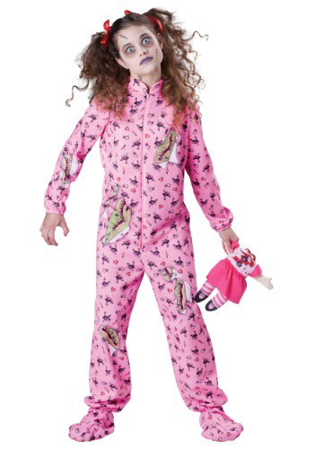 Kids Zombie Costume for Girls