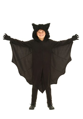 Fleece Bat Toddler Costume