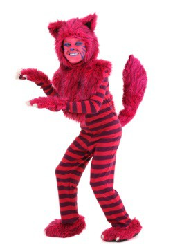 Deluxe Cheshire Cat Chidrens Costume