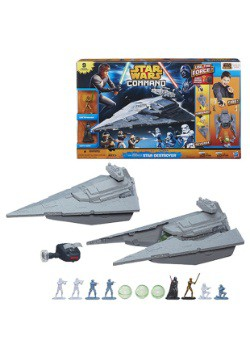 Star Wars Rebels Command Star Destroyer Play Set