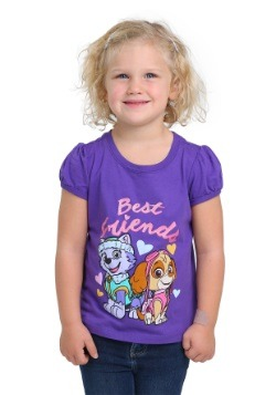 Best Friends Paw Patrol Toddler Girls T-Shirt