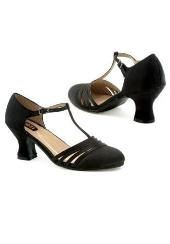 Flapper Heels