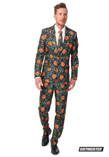 Men's SuitMeister Basic Pumpkin Suit