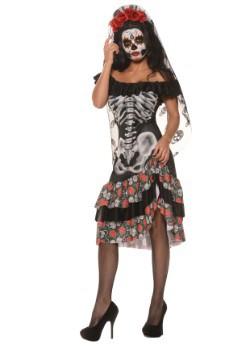Adult Queen of the Dead Costume