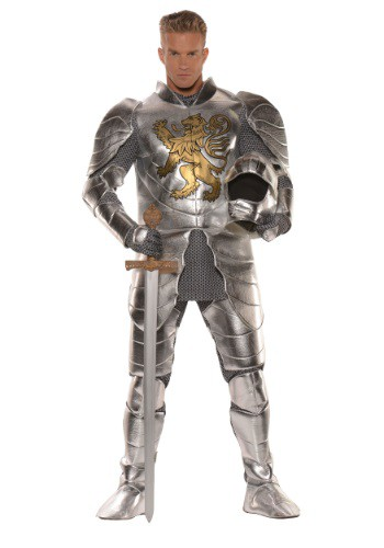 Knight in Shining Armor Mens Costume