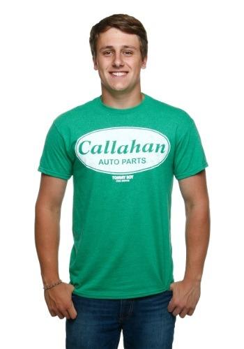Tommy Boy Callahan Auto T-Shirt