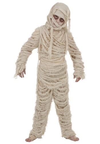 Boys Mummy Costume