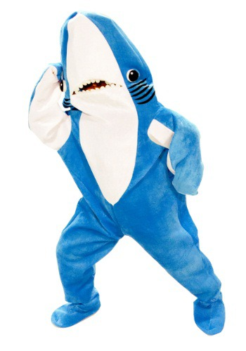 Adult Katy Perry Left Shark Costume