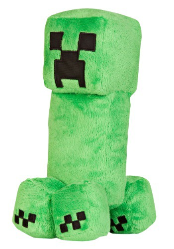 Minecraft Creeper Stuffed Figure