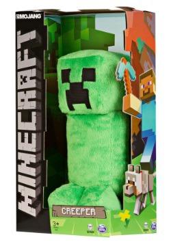 Minecraft Creeper Stuffed Figure2
