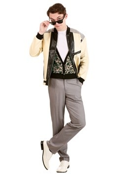 Men's Plus Size Ferris Bueller Costume