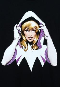 Spider Gwen Reveal T-Shirt2