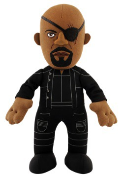 Bleacher Creatures Nick Fury Plush Figure