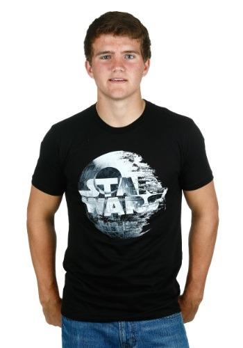 Star Wars Death Star Logo T-Shirt