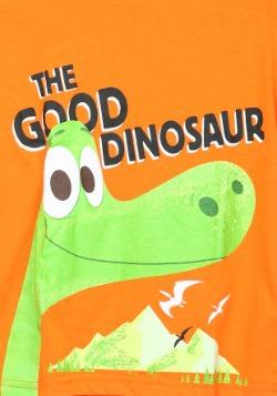 The Good Dinosaur Orange Long Sleeve Shirt for Toddlers