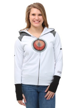 Portal Sentry Juniors Costume Hooded Sweatshirt