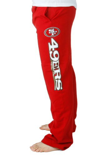 San Francisco 49ers NFL Sweatpants