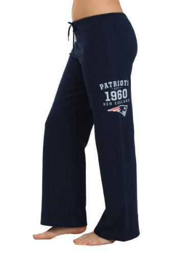 Women's New England Patriots NFL Sweat Pants