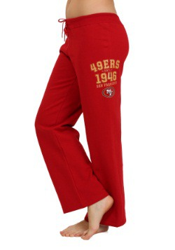 Women's San Francisco 49ers NFL Sweatpants