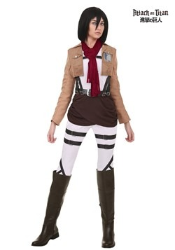Attack on Titan Mikasa Costume
