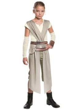 Child Classic Star Wars Ep. 7 Rey Costume