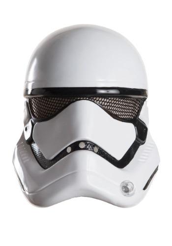 Child Star Wars Ep. 7 Stormtrooper Helmet Faceplat